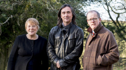 Neil Oliver and Sue Freeth